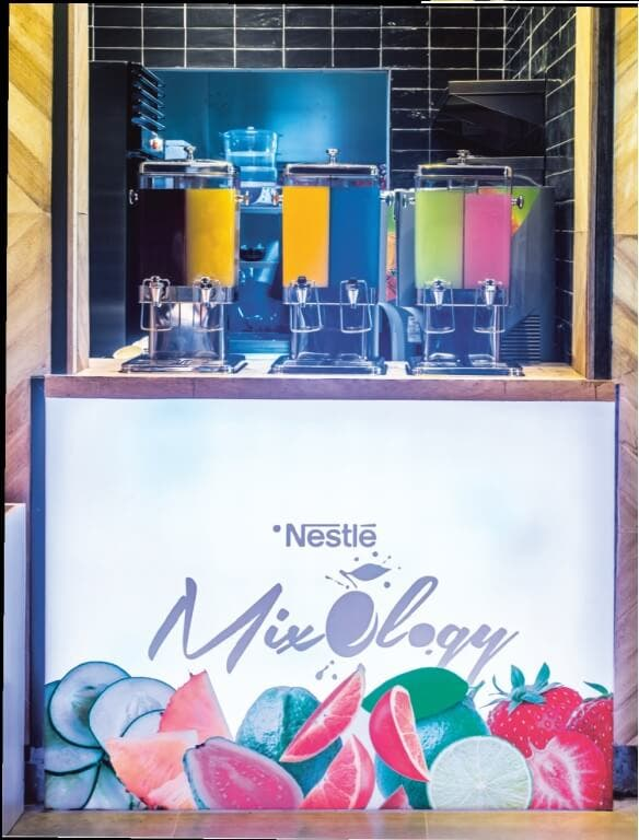 nestle mixology