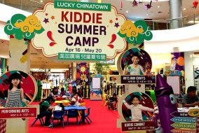 Megaworld Lucky Chinatown Kiddie Summer Workshop (1)