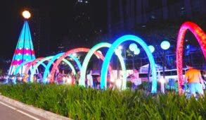 Filinvest City Christmas