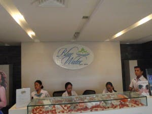 BlueWater Day Spa Manila Philippines