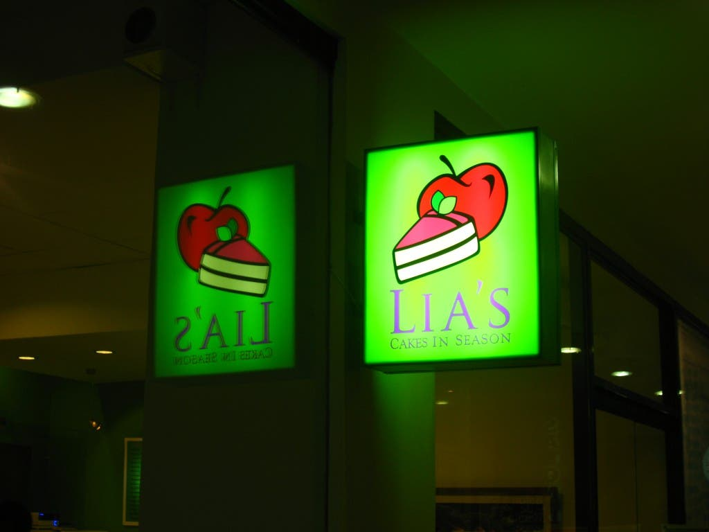 Lia's Cakes in Season home of Avocado Cake WIM
