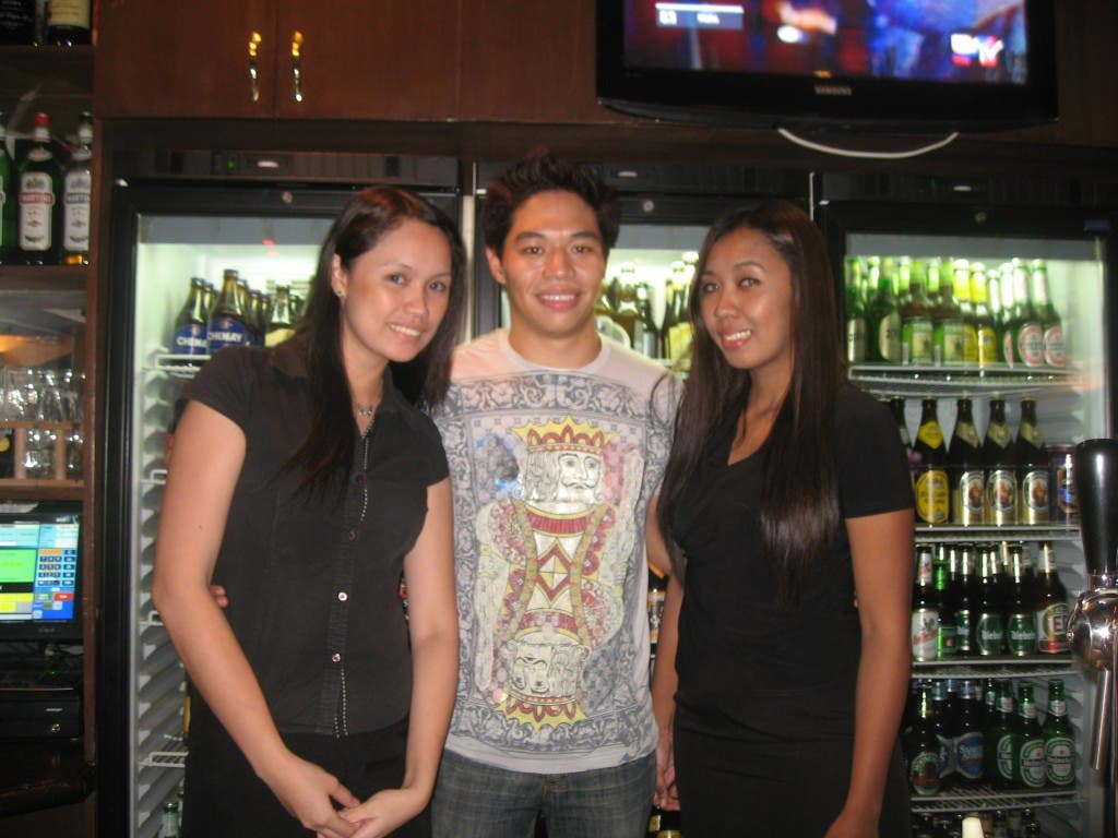 Beers Paradise Girls night life Makati When In Manila