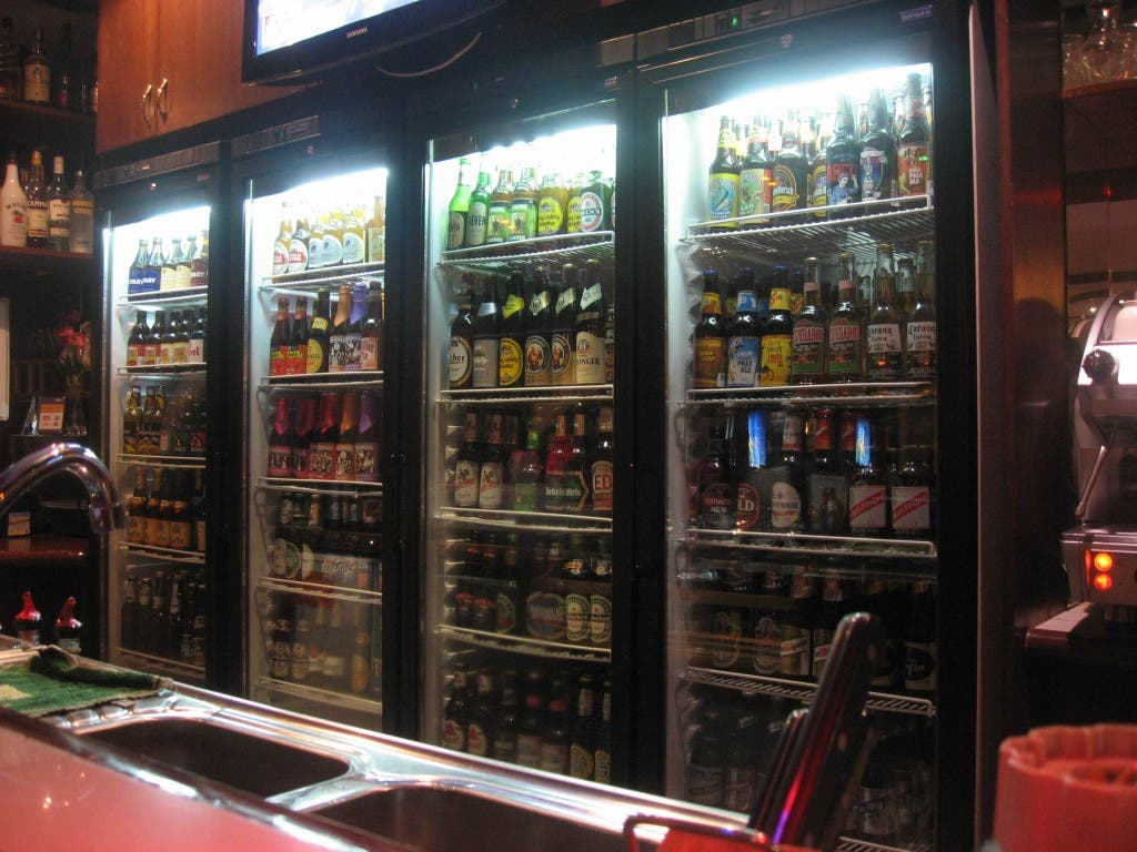Beer at Beers Paradise Bar in Makati WhenInManila
