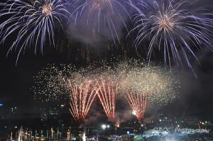 4th WorldPyroOlympics Firework Displays from the Philipines WhenInManila.com