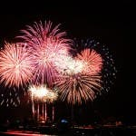 World Pyro Olympics Fire Works display new years fireworks
