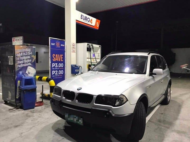 S&R Members 3 Pesos Off Fuel