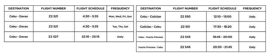 AirAsia Philippines New Domestic Routes Flights