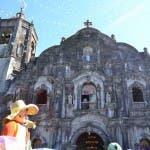 Church of Lucban - Front View