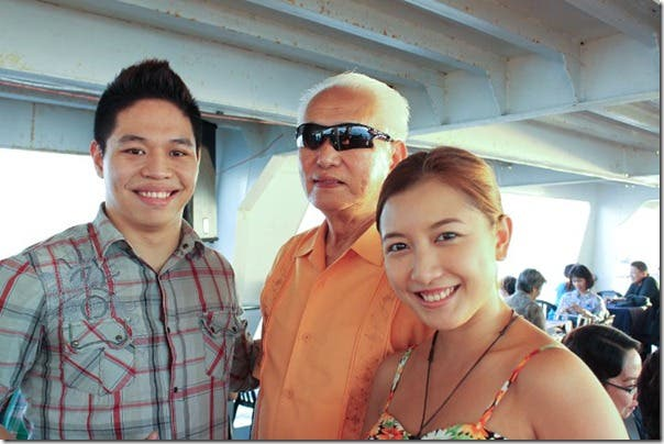 Mayor-Alfredo-Lim-Bloggers-Vince-Golangco-Hannah-Villasis-Visit-USS-Carl-Vinson-Carrier-Manila-Philippines