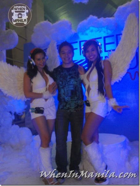 Big Fish Innovation White Black Light Party with Chicane at World Trade Center 19