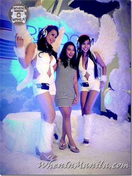 Big Fish Innovation White Black Light Party with Chicane at World Trade Center 2