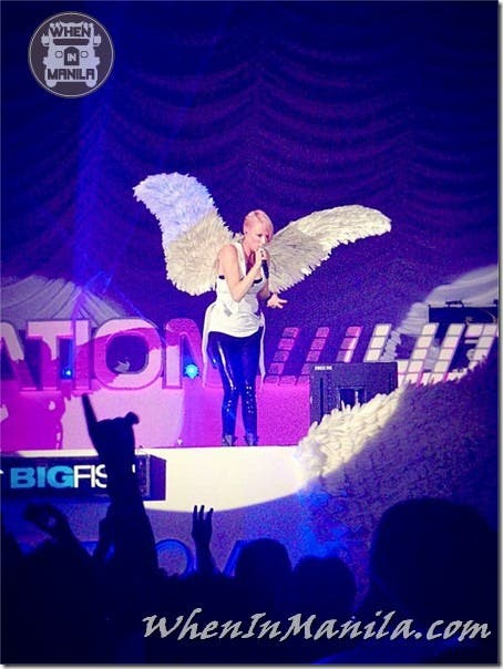Big Fish Innovation White Black Light Party with Chicane at World Trade Center 4