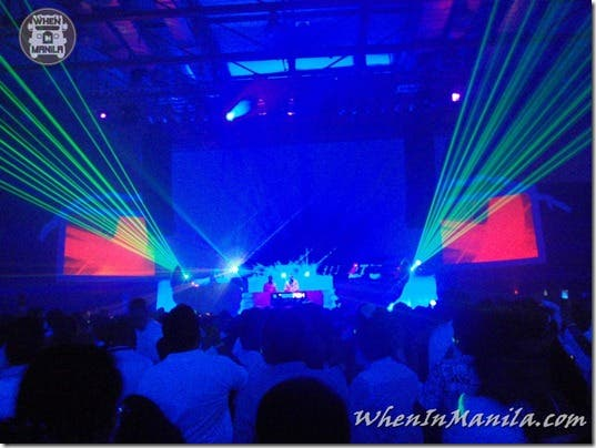 Big Fish Innovation White Black Light Party with Chicane at World Trade Center 92