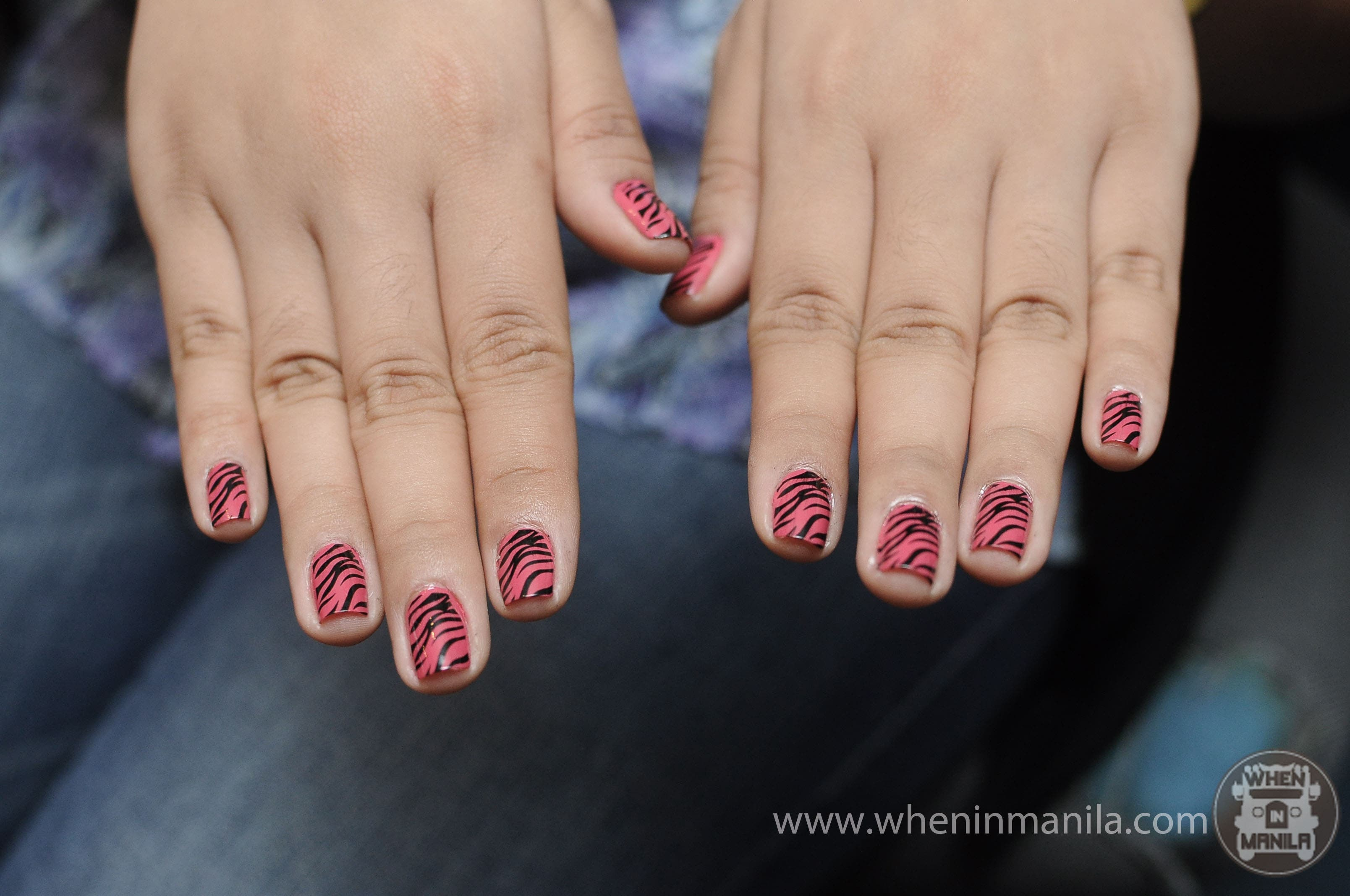 Nail Art Home Service by I Do Nails   When In Manila