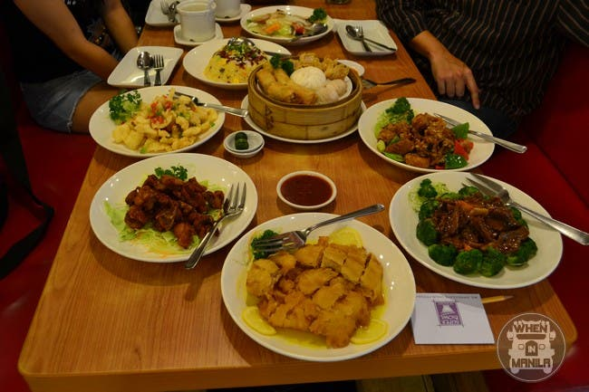 Super Bowl of China Best Sellers Foods