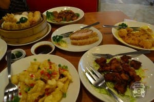 Close Up shots of our food 3