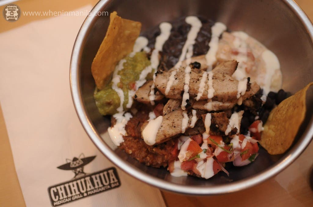 Chihuahua Style Mexican Food