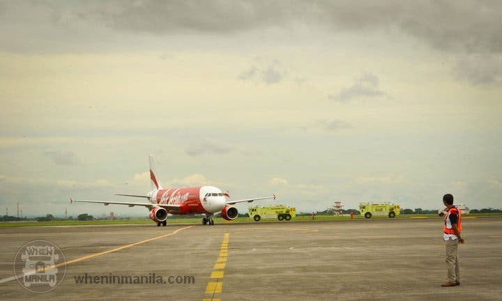 AirAsia Philippines Welcomes FirstAirbus A320