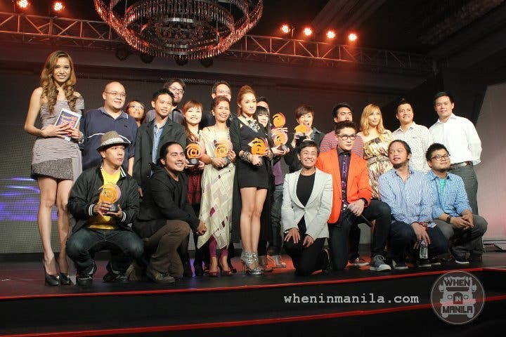 Winners of the Tatt Awards 2011