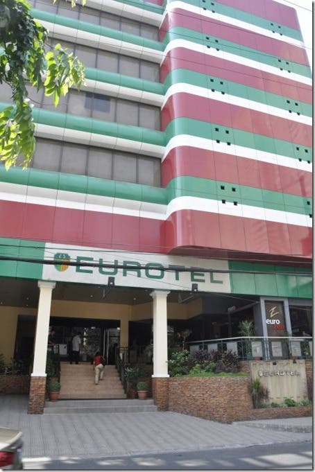 When In Baguio Blogging Experience with Eurotel Hotels