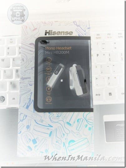 What is Bluetooth Hisense HB200M Mini Headset Review Blue Tooth Hands Free Head Set