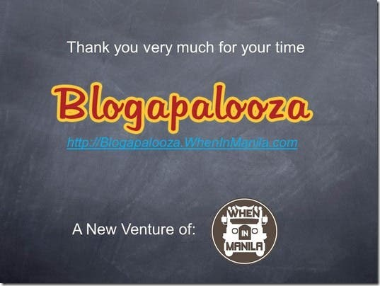 Blogapalooza-Bloggers-Event-Manila-Philippines-Sponsor-Briefing-WhenInManila (14)
