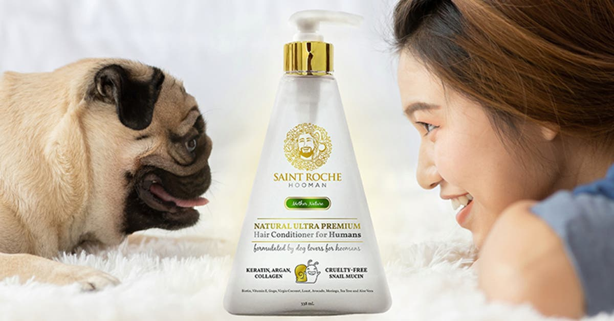 Look This Dog Shampoo Is So Effective They Made A Version For Hoomans Humans When In Manila