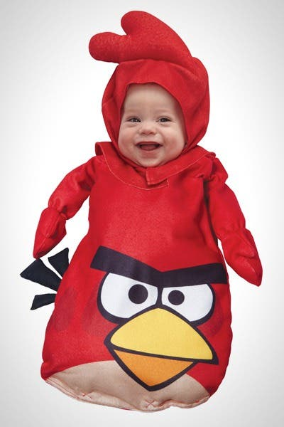 Baby Chef Outfit on Angry Birds Baby Costume