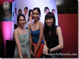 BWDS Anna Lampa with Sense and Style's Margaux Salazar and Shaira Luna