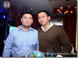 BlueWater Day Spa's Patrick and Francis  Simisim
