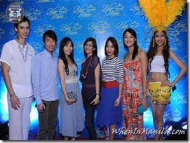 Reese Fernandez with Rags2Riches Inc Staff and Board Members