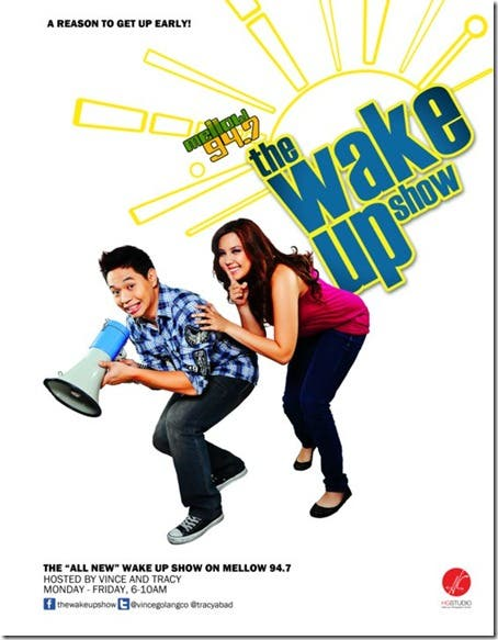 DJ Vince of Mellow 947 on The Wake Up Show M-F 6am-10am