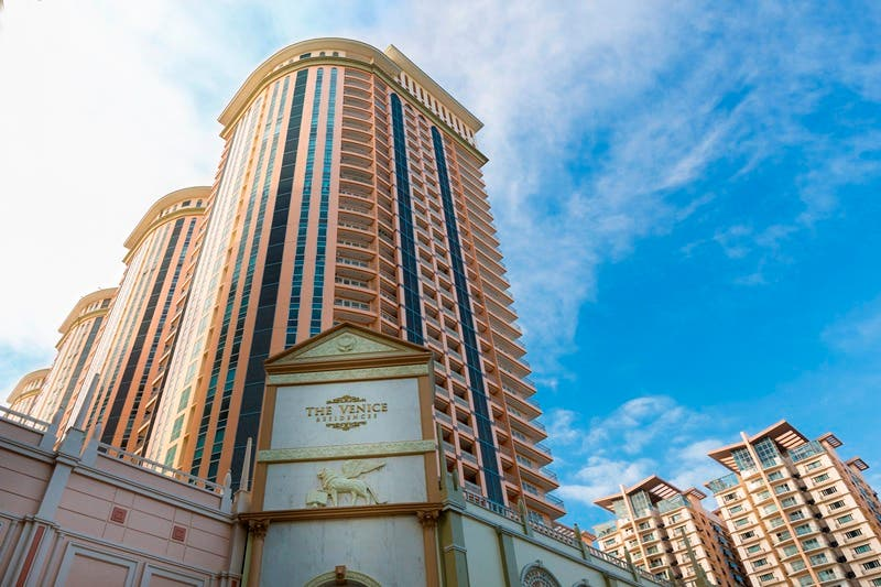 Megaworld Fort Venice Piazza (1)