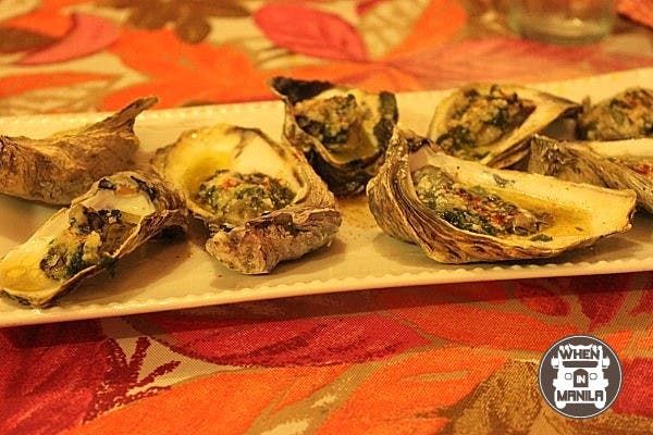 Isabelo_Baked Oysters