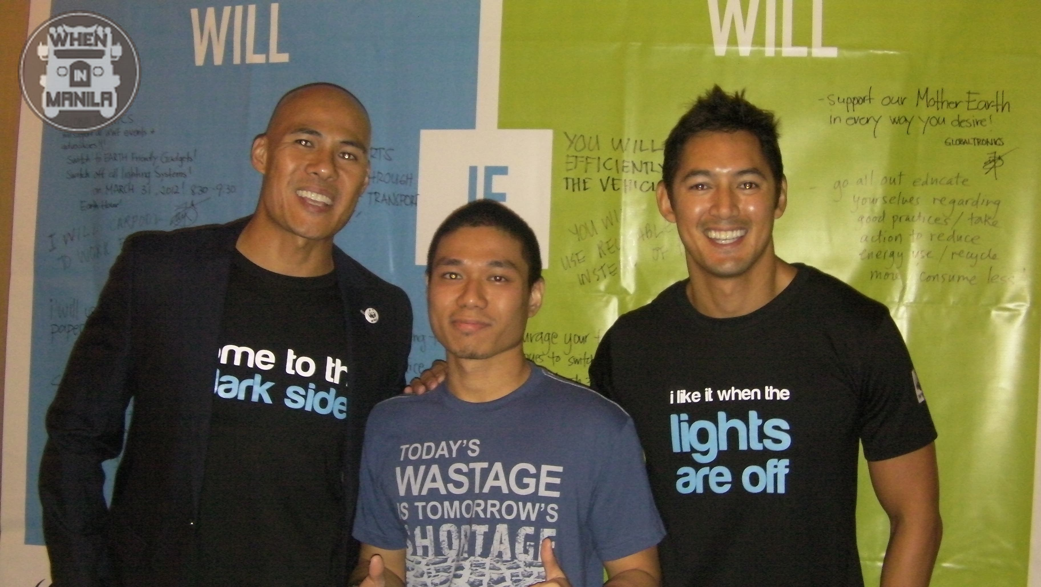 earth hour philippines