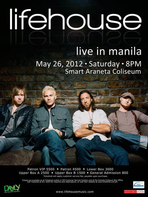 Lifehouse Manila