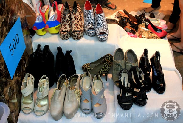 Bloggers United 3 Shoes