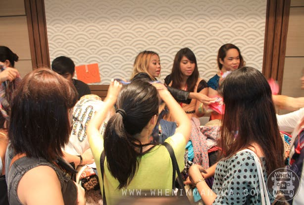 Bloggers United 3 Shoppers