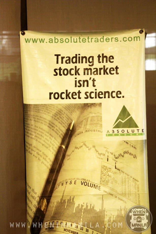 wallet therapy and stock trading seminar absolute traders