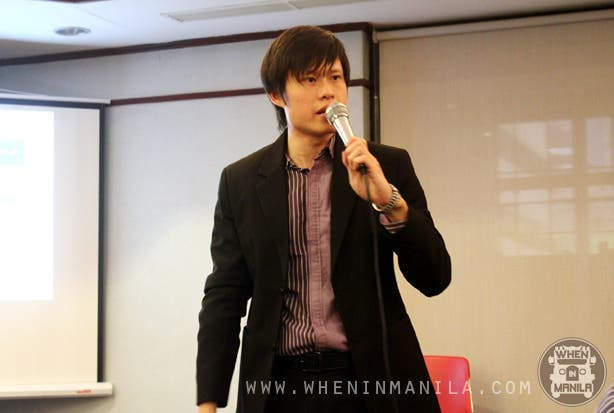 wallet therapy and stock trading seminar host jeffrey yu