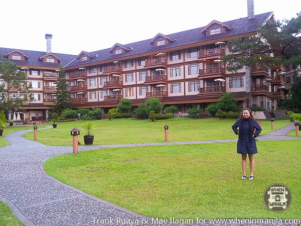 Best Baguio Hotel The Manor At Camp John Hay