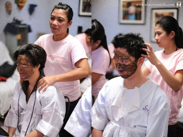 seriasia home spa service bridal shower spa party sparty when in manila home massage home facial