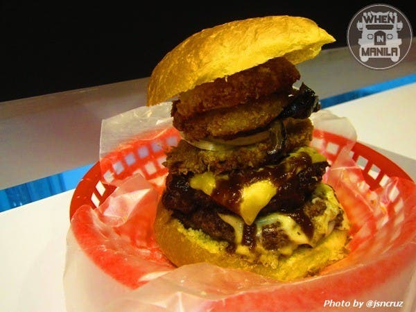 Jsncruz Brgr Burger Project Double Patty Plenty Cheese