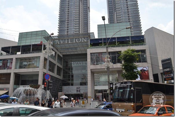 H&M and DC Comics Store, Malaysia 014