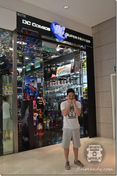 H&M and DC Comics Store, Malaysia 021