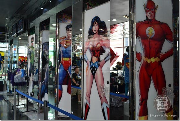 H&M and DC Comics Store, Malaysia 029
