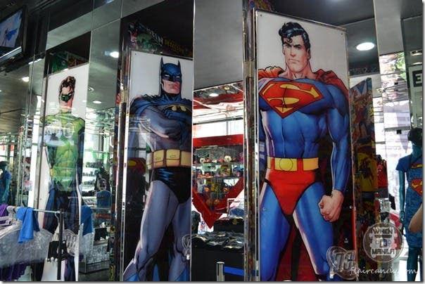 H&M and DC Comics Store, Malaysia 031