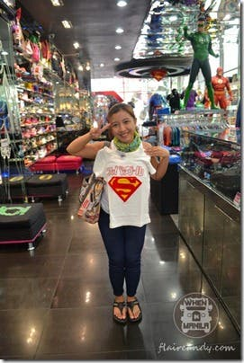 H&M and DC Comics Store, Malaysia 057
