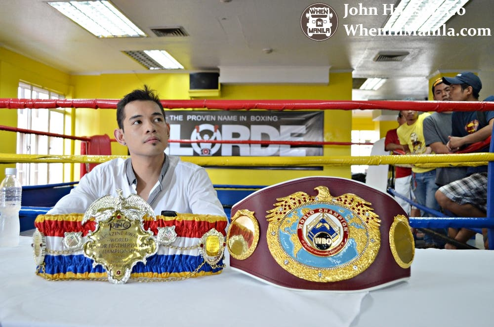 Donaire Fans Day 9