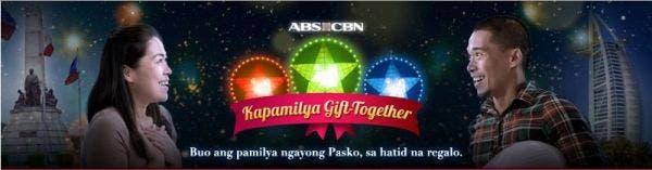abs cbn gift together jsncruz